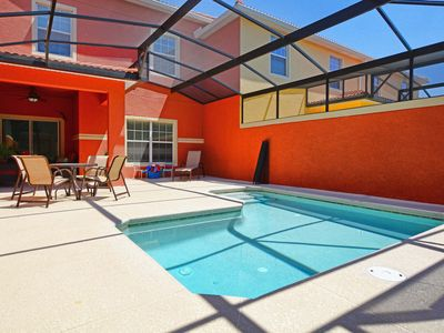 Photo for SOUTH FACING POOL, HARRY POTTER THEME KID'S ROOM,FREE WIFI, CLOSE TO CLUBHOUSE!!