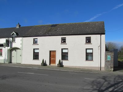 Photo for 3 bedroom, sleeps 6, beautiful quaint Village in the centre of Ireland
