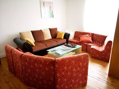 Photo for Homerez last minute deal - Nice apt with garden and terrace
