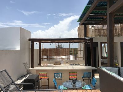 Photo for Loft in Aldea Zamá near to the beach