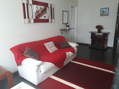 Photo for 2 bedroom apartment for season in Santos in the Gonzaga