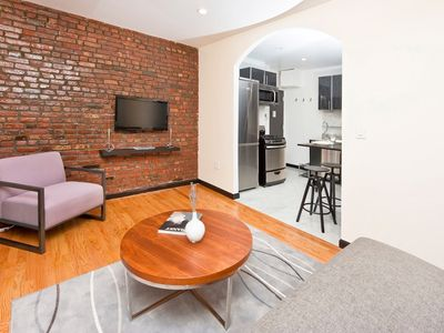 Photo for Brilliant Gramercy One Bed - LOOK at the furniture - MUST SEE - CORPORATE NEW