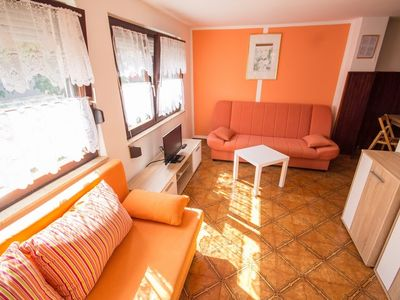Photo for Apartment in the center of Umag with Air conditioning, Parking, Balcony (576349)
