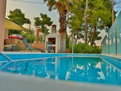 Photo for Apartment with pool and sea view no.5-6