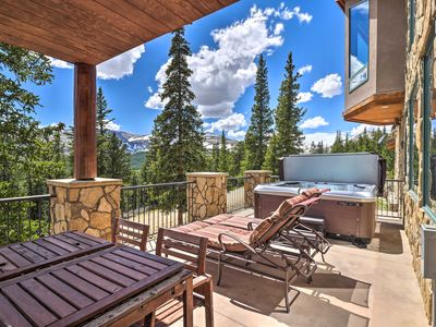 Photo for NEW! Lavish Fairplay Home w/ Hot Tub & Mtn Views!