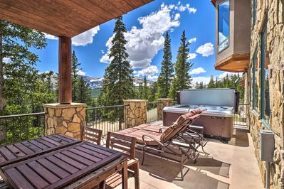Enjoy a quintessential Colorado mountain escape at this vacation rental!