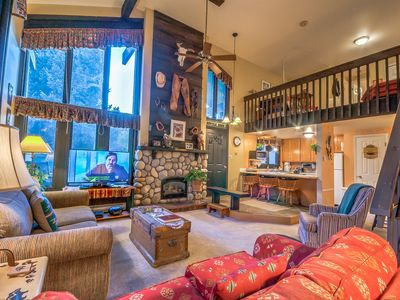Photo for Spacious Steamboat condo with outdoor pool and hot tub.