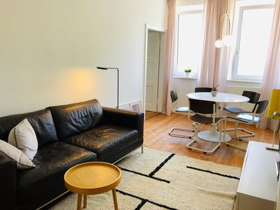 Photo for central, quiet & new: charming apartment in the textile quarter
