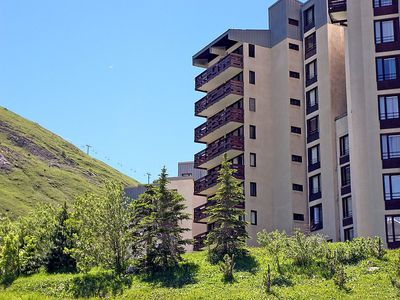 Photo for Apartment 124 m from the center of Tignes with Internet, Lift, Balcony, Washing machine (340035)