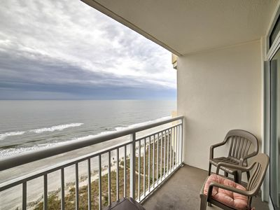 Photo for North Myrtle Beach Resort Condo w/ Ocean Views!