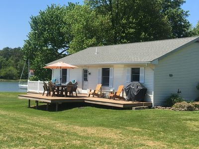 Photo for 3BR Cottage Vacation Rental in Wittman, Maryland