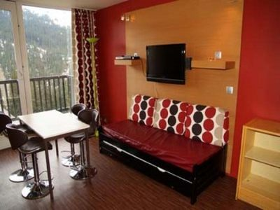 Photo for Apartment Flaine, 1 room, 4 persons