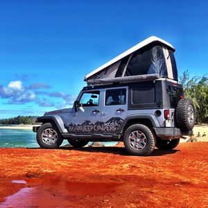 Photo for Jeep Wrangler 4x4 Pop-Up Camper-The newest, most capable camper vehicle on Maui!