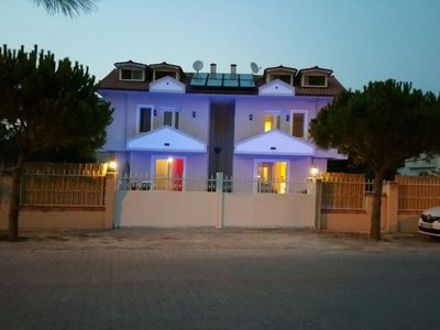 Photo for Villa Savran 3 Bedroom With Privat Pool in Dalyan. Triplex villa with garden and outdoor pool