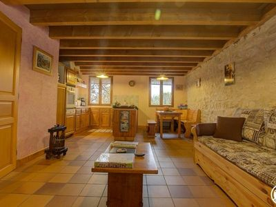 Photo for Gite Andert-et-Condon, 1 bedroom, 5 persons