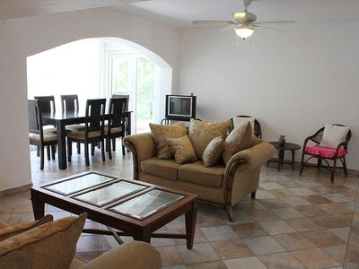 Photo for Charming 2-Bedroom Condo in Downtown Sosúa, safest place in town