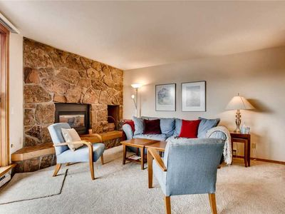 Photo for 2 bedroom in the heart of Dillon with views of lake Dillon
