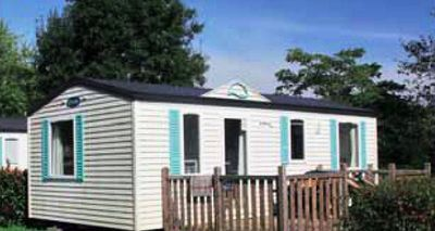 Photo for Camping du Bois Vert **** - Mobile Home O'Hara 4 Rooms 6 People