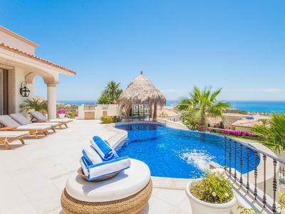 Photo for Villa Buena - Gorgeous Villa at Cabo del Sol with Views of the Sea of Cortez
