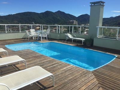 Photo for Apartment in Ubatuba, 2 bedrooms (up to 6 people)