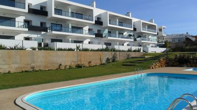 Photo for Solrio, modern, Luxury 1 bed apartment Free wifi , UKTV .(9433/AL )