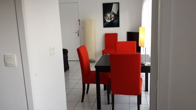 Photo for Apartment 20 m from the beach Kernevel
