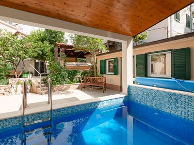 Photo for Villa Roza with Pool House