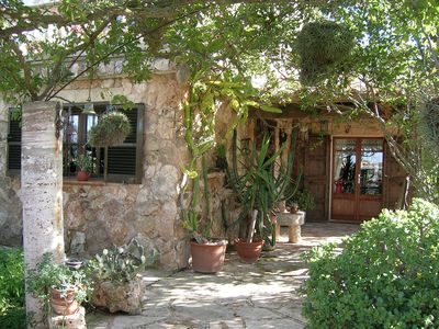 Photo for 3BR Chateau / Country House Vacation Rental in Cala Llombards, Santanyi, Mallorca, Sued-Osten