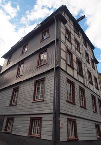 Photo for Living in a historic cloth-maker's house in Monschau