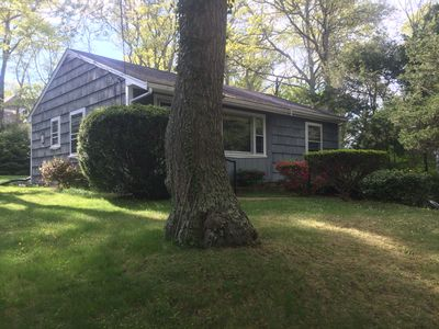 Photo for Great Cape Cod getaway sleeps six in convenient  North Falmouth neighborhood