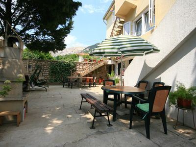 Photo for Holiday apartment in the historic center of Baska