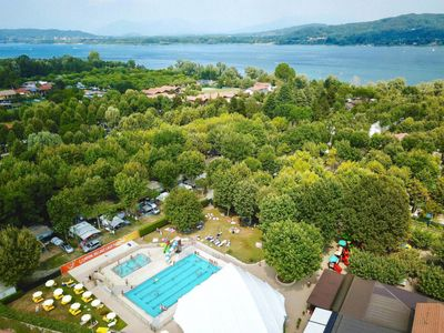 Photo for Vacation home CAMPING VILLAGE LAGO MAGGIORE (DLT110) in Dormelletto - 5 persons, 2 bedrooms