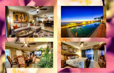 Photo for Ocean Reef! Luxury Beachfront Perfection, Gorgeous Views and Ambiance By ZIA!
