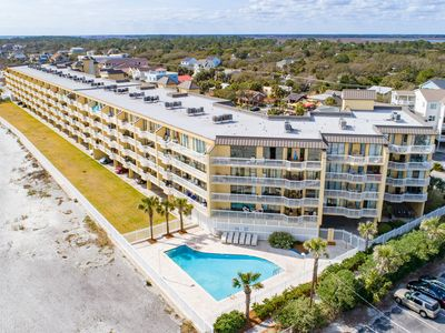 Photo for 316 COV - Oceanfront Condo - Two Pools!