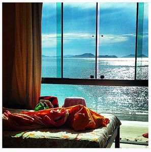 Photo for Charming Loft with the best view of Prainha. PAYMENT ON CARD UP TO 12 X ..