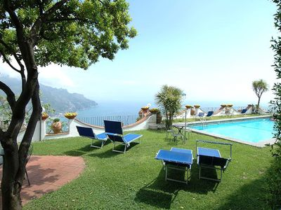Photo for 1BR Apartment Vacation Rental in Amalfi Coast, Campania