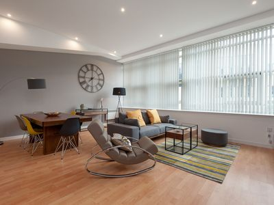 Photo for Herald Apartment - Merchant City, Parking available