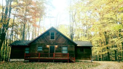 Photo for Cozy 4 Bedroom Cabin Nestled in the Beautiful Central Michigan
