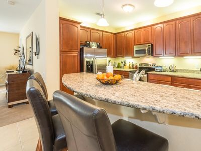 Photo for Disney On Budget - Vista Cay Resort - Feature Packed Relaxing 3 Beds 2 Baths Condo - 7 Miles To Disney