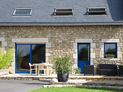 Photo for Grandfather Pierre's Cottage in Carnac ★★★★