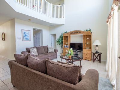 Photo for Spacious 7 Bed Home in Kissimmee