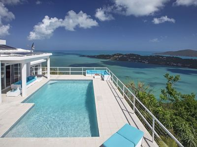 Photo for VILLA PANORAMA - ST. THOMAS, USVI