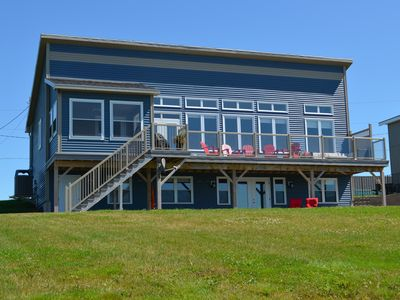 Photo for Beautiful Northumberland Strait Beach House -Breathtaking Sunsets, 5 Bed, 3 Bath