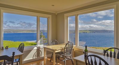 Photo for Quiet Bed and Breakfast with Breathtaking Coastal Views