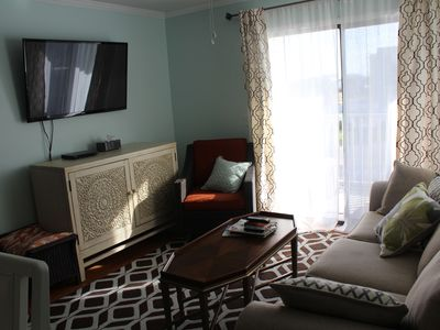 Photo for Marsh Villas Relaxing Getaway, Updated End Unit