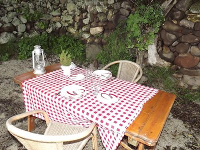 Photo for The little House of Zia Luisa  next in the Sardinia sea for super Holidays