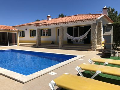 Photo for Sintra's House - Villa with Pool