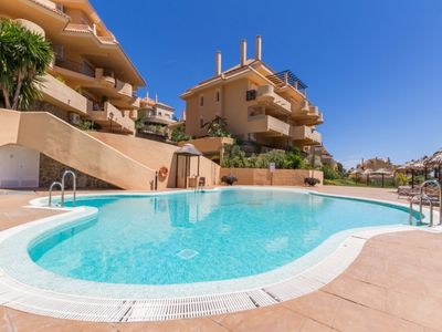 Photo for 2 bedroom Apartment, sleeps 4 with Pool and Air Con