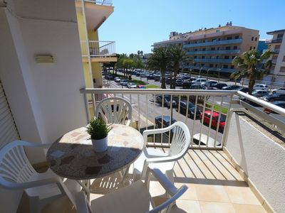 Photo for 132-REGUERAL Apartment 50m from the beach of Cambrils