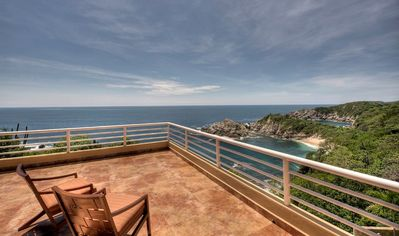 Photo for Luxury Oceanfront Estate | 4 Ocean View Suites | Private Pool